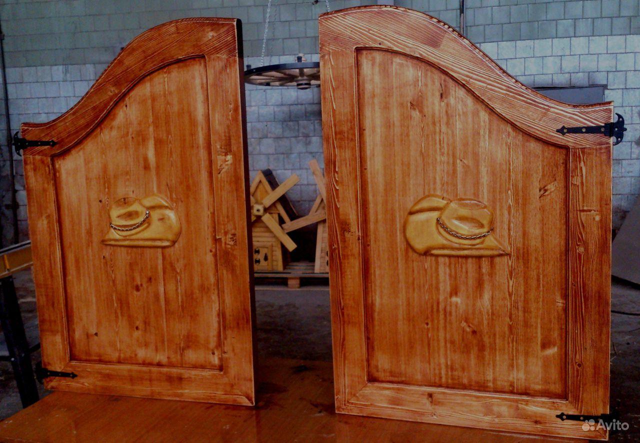 Маятниковые двери: характеристики и применение 48