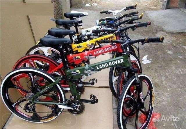 Ультра модные велосипеды land rover. Кемеровская область,  Кемерово