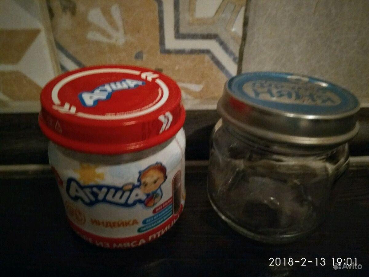 Баночки от детского питания. Владимирская область,  Владимир