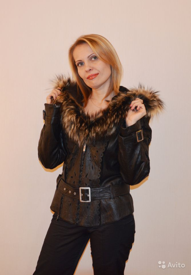 Купить Куртку Из Натурального Меха В Спб