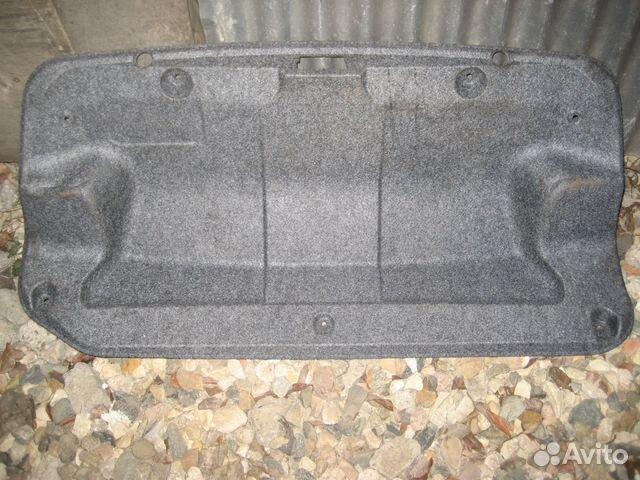 Обшивка багажника лансер 9 своими руками