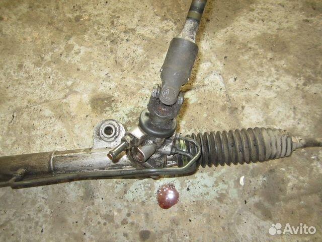 Ниссан примера ремонт своими руками рулевая рейка