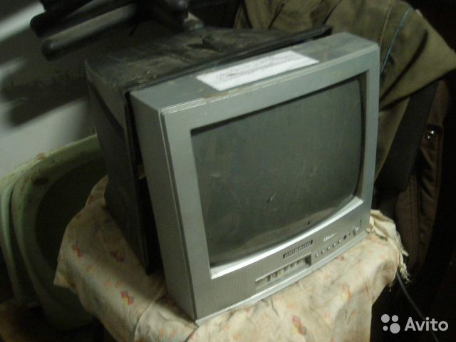 Телевизор Erisson S14 37см