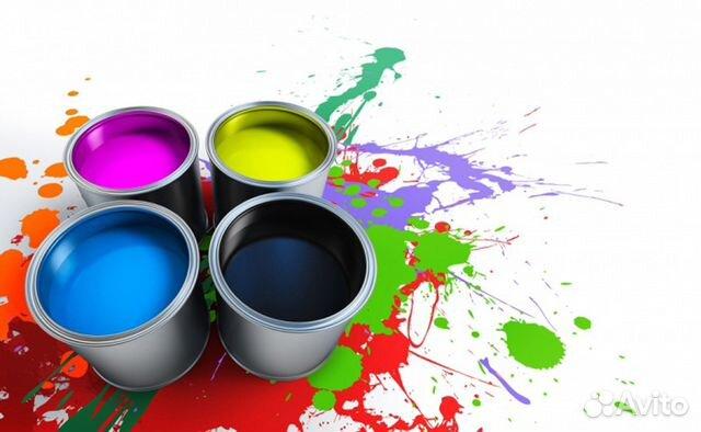 Дизайн студия краски