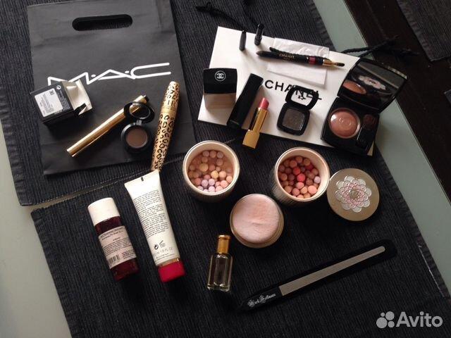 Chanel косметика цена