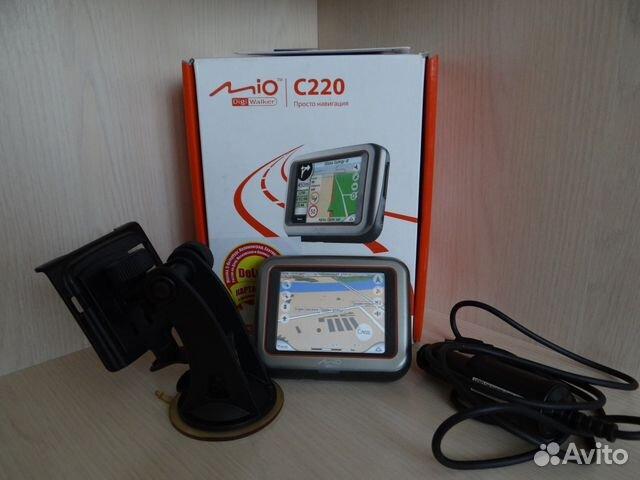 Объявление о продаже Навигатор MIO C-220 в Москве на Avito.