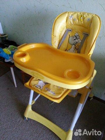 Детский стульчик для кормления  самара