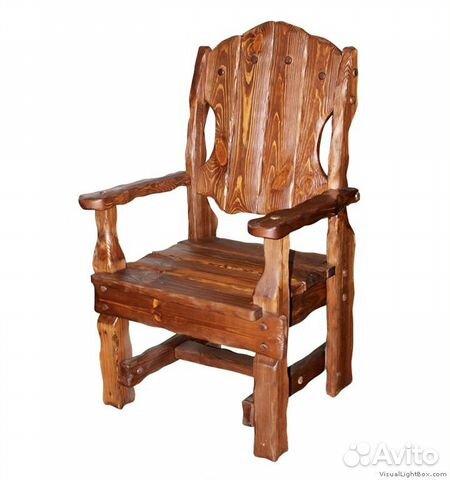 Деревянный стул а своими руками для