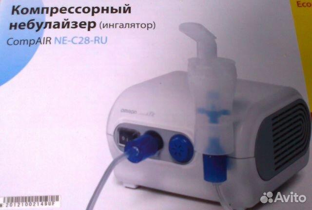 Небулайзер для ингаляции в домашних условиях
