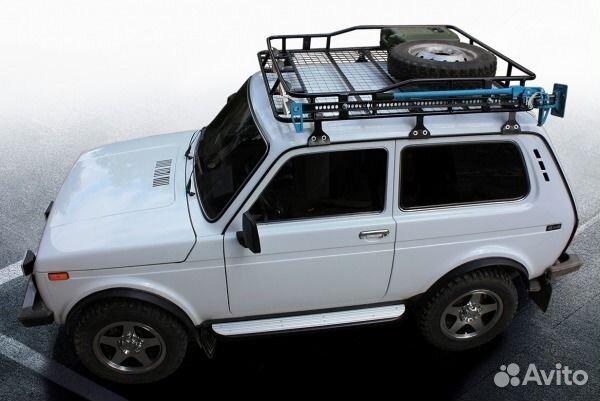 Экспедиционный багажник для нивы 2121 своими руками