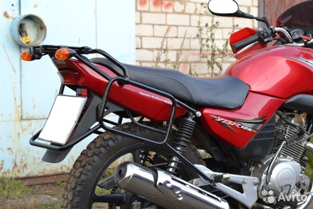 Kawasaki welded rack systems,rear rack, side carriers, engine guards and crash bars for motorcycles