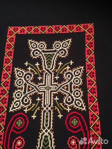 Армянские узоры вышивка 88