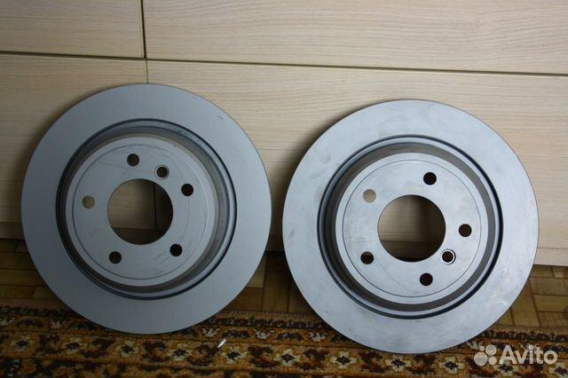 Тормозные диски bmw 7 e65 e66 e-65 e-66 от 2001 zimmermann