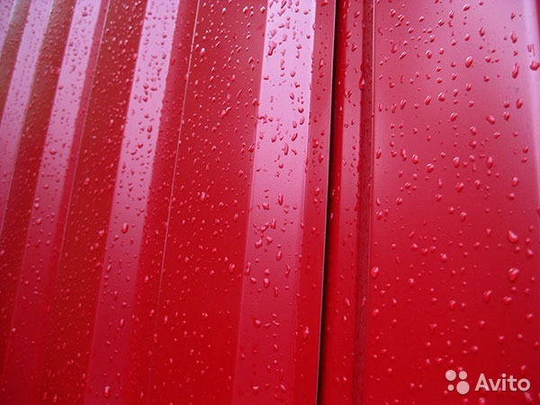 рубин профлист фото