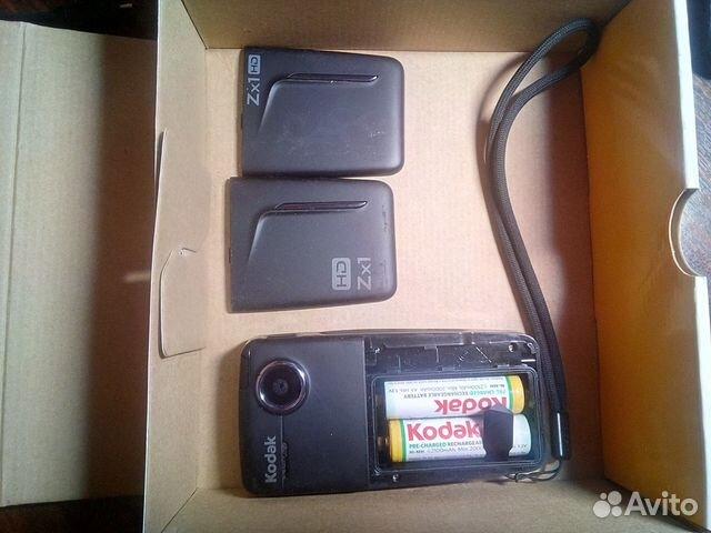 Kodak zx1 anleitung