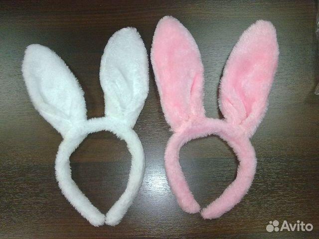 Как сделать ушки кролика