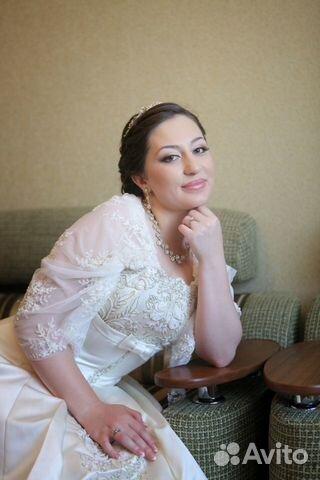 Avito ru свадебное платье в махачкале