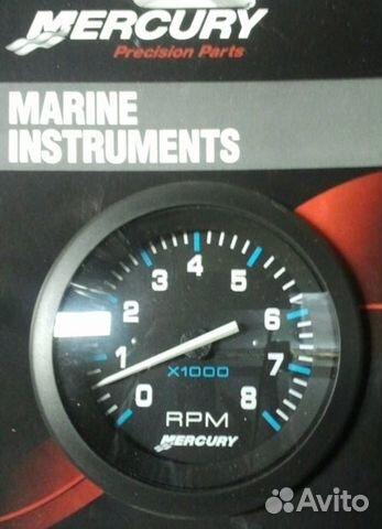 купить тахометр для лодочного мотора меркури