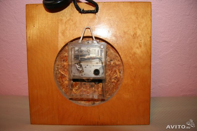 Ремонт настенных часов янтарь своими руками