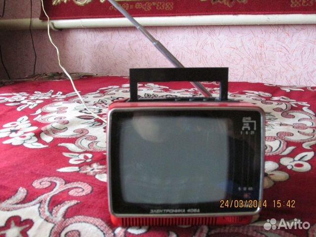 Телевизор Электроника 408Д