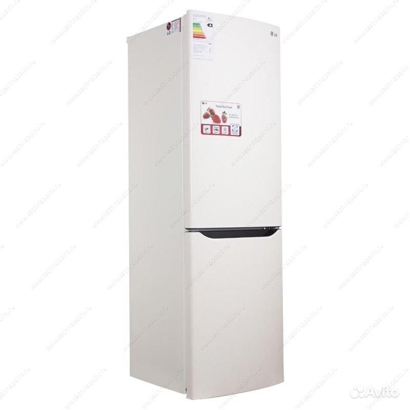 Холодильник lg ga b409seca фото
