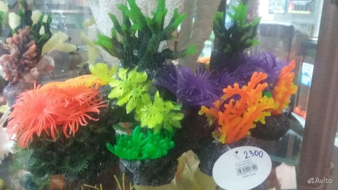 Аквариумные декоры, замки, коряги,кораллы