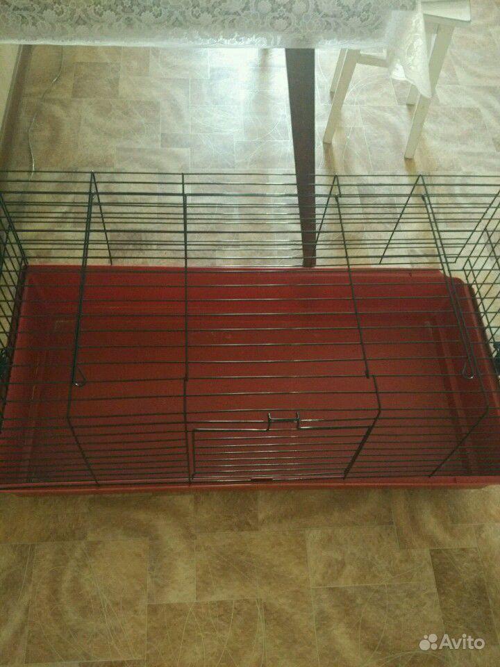 Большая клетка для морских свинок или кроликов