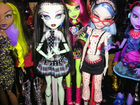 Куклы Monster High Монстр хай