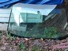 Hyundai Sonata лобовое стекло