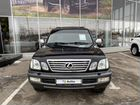 Lexus LX 4.7 AT, 2007, 209 000 км