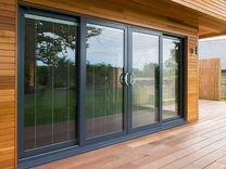 Алюминиевые Окна и Двери,Раздвижные системы,Фасады