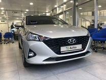 Hyundai Solaris, 2021