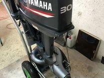 Лодочный мотор Yamaha 30 hmhs (Водомёт) Б\У