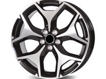 Диски R17 5x100 ET48 Subaru Forester, Outback