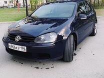 Volkswagen Golf, 2006 г., Челябинск