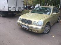 Toyota Progres, 2003 г., Москва