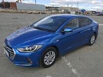 Hyundai Elantra, 2017 г., Пермь