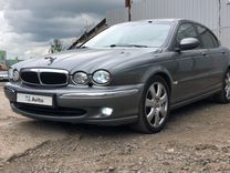 Jaguar X-Type, 2005 г., Санкт-Петербург