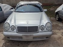 Запчасти на Mercedes-Benz W210 E55 AMG