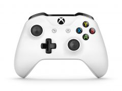 Microsoft Xbox One S Wireless Controller белый