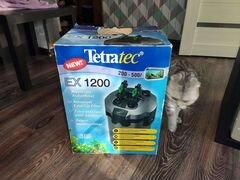 Внешний фильтр tetratec ex1200