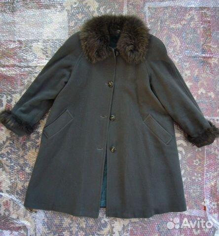 Зимнее женское пальто б у купить кроссовки hermes