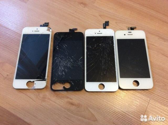 Пермь дисплей iphone 5