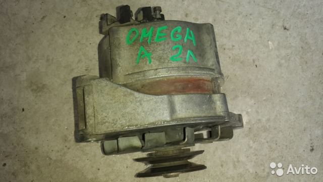 генератор на опель омега а са517