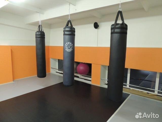 Боксерский мешок DFC