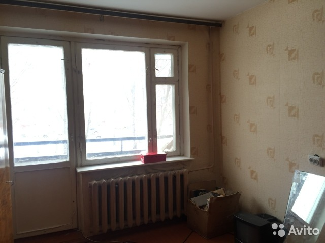 Продается двухкомнатная квартира за 1 550 000 рублей. Московская область, улица Спартака.