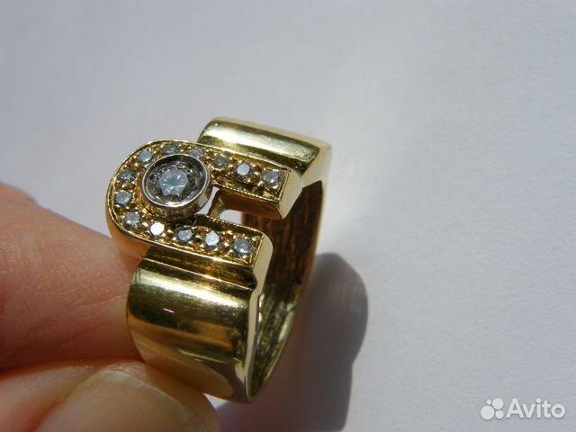 кольцо подкова