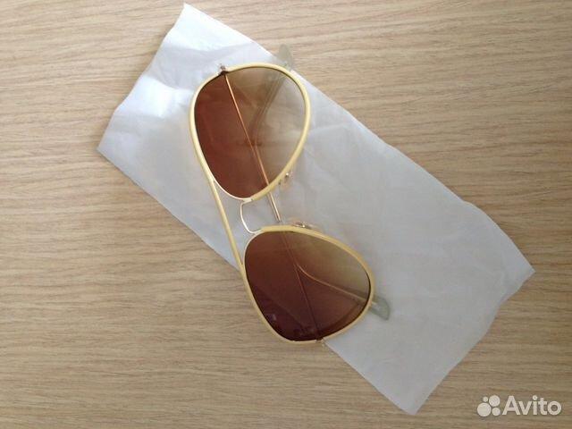 Продам новые солнечные очки купить в Костромской области на Avito ... 38c86d5f424