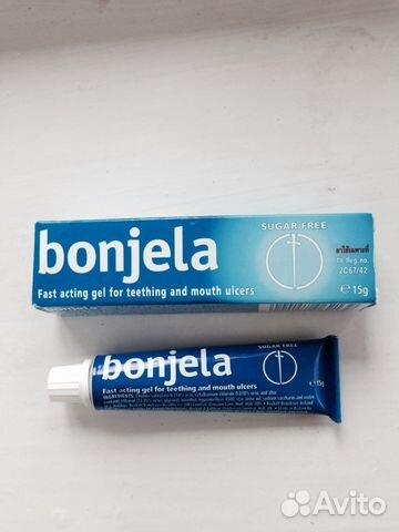 Bonjela гель инструкция по применению