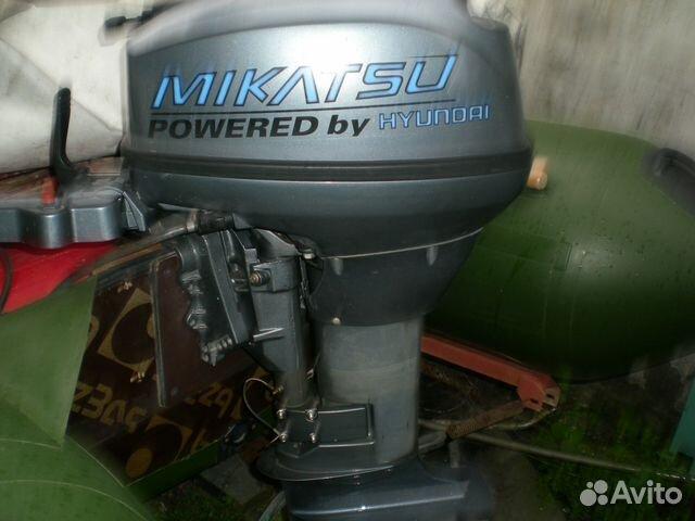 лодочные моторы микатсу во владивостоке